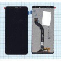 Модуль (матрица + тачскрин) Xiaomi Redmi 5 черный [6391]