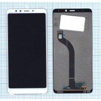 Модуль (матрица + тачскрин) Xiaomi Redmi 5 белый [6390]