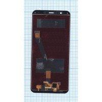 Модуль (матрица + тачскрин) Huawei P Smart Enjoy 7S черный [6378]
