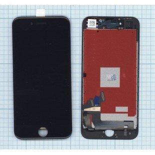 Модуль (матрица + тачскрин) в сборе для Apple iPhone 8 (LT) черный
