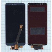 Модуль (матрица + тачскрин) для Huawei Honor 9 Lite синий [6507]