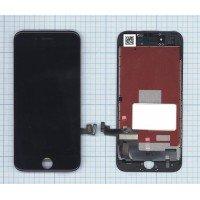Модуль (матрица + тачскрин) в сборе для Apple iPhone 7 (LT) черный