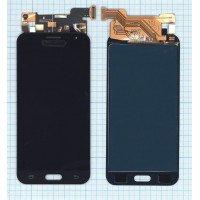 Модуль (матрица + тачскрин) Samsung Galaxy J3 (2016) SM-J320 TFT черный [6382]