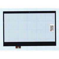 Сенсорное стекло (тачскрин) для Lenovo Yoga 720-12IKB черное