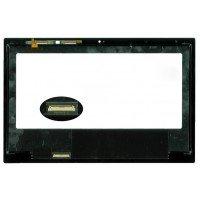 Модуль (матрица + тачскрин) для Acer Aspire S7-392 черный
