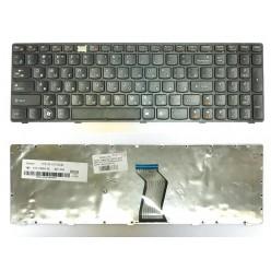 *Кнопка* Клавиатура Lenovo IdeaPad B570, B590, V570, Z570, Z575 (RU) черная [00065-кнопка]