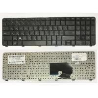 *Кнопка* Клавиатура HP Pavilion DV7-6000, DV7-6100, DV7-6200 (RU) черная [10403-кнопка]