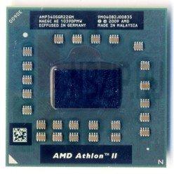 Процессор для ноутбука AMD Athlon II Dual-Core Mobile AMP340SGR22GM P340 Socket S1 (S1g4) (2.20 GHz) [AMP340], с разбора