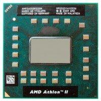 Процессор для ноутбука AMD Athlon II Dual-Core Mobile AMP360SGR22GM P360 Socket S1 (S1g4) (2.30 GHz) [AMP360], с разбора