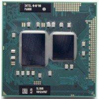 Процессор для ноутбука Intel Pentium Dual-Core Mobile P6000 Socket G1 (rPGA988A) 1.867 GHz SLBWB [BUR0091-23], с разбора