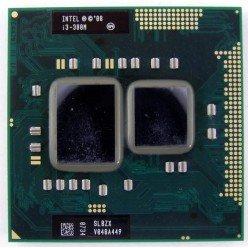 Процессор для ноутбука Intel Core i3 Mobile i3-380M SLBZX Socket G1 (rPGA988A) 2.53 GHz [SLBZX], с разбора