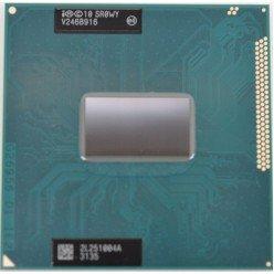 Процессор для ноутбука Intel Core i5-3230M SR0WY Socket G2 rPGA988B (2.60 GHz) [SR0WY], с разбора