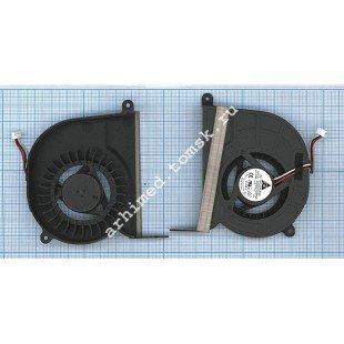 Вентилятор (кулер) для ноутбука  SAMSUNG RV411 RV415 RV420 RV511