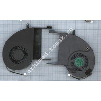 Вентилятор (кулер) для ноутбука  TOSHIBA Qosimio X505 (CPU fan)