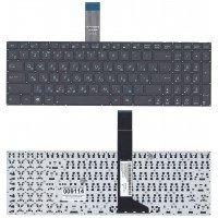 Клавиатура для ноутбука Asus X501, X501A, X501U, X501EI, X501XE, X501XI (RU) черная [10091]