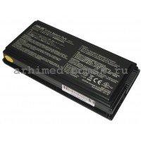 Аккумуляторная батарея для ноутбука Asus F5 X50 X59 серий 4400/5200 mah [B0068]