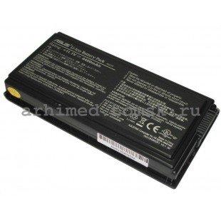Аккумуляторная батарея для ноутбука Asus F5 X50 X59 серий 5200 mah