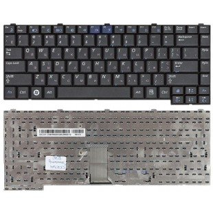 Клавиатура для ноутбука Samsung R505 R510 R560 R60 R70 P510 P560 черная [10095]