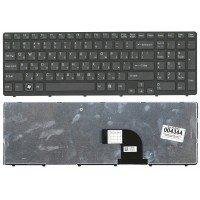 Клавиатура для ноутбука Sony Vaio SVE15 черная [10100]