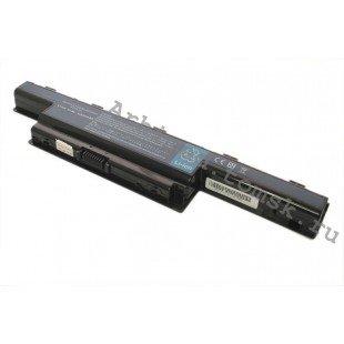Аккумуляторная батарея повышненой ёмкости для ноутбука Acer Aspire 5741, 5733, 4551, 4741, 4740, V3-571 (11.1 В 7800 мАч)
