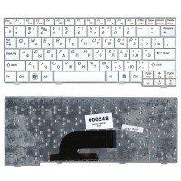 *SALE* Клавиатура для ноутбука Lenovo S10-2 (RU) белая [10105]