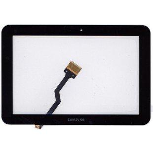 Сенсорное стекло (тачскрин) для планшета Samsung Galaxy Tab P7300 черный