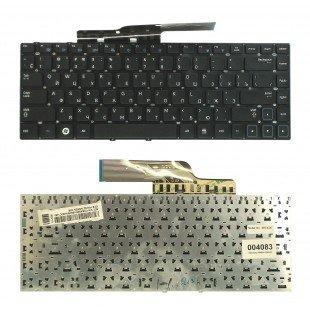Клавиатура для ноутбука Samsung NP300E4A NP300V4A  (RU) черная [10005]