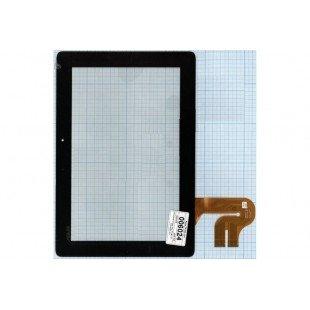 Сенсорное стекло (тачскрин) для планшета Asus TF700 v0.1  черный