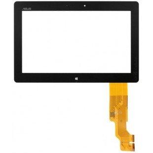 Сенсорное стекло (тачскрин) для планшета Asus TF600  черный