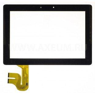 Сенсорное стекло (тачскрин) для планшета Asus TF700 5184N FPC-1 REV:2  черный