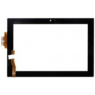 Сенсорное стекло (тачскрин) для планшета ASUS Padfone Infinity A80 station  черный