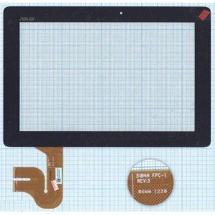 Сенсорное стекло (тачскрин) для планшета Asus TF700 5184N FPC-1 REV:3  черный