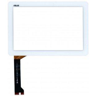 Сенсорное стекло (тачскрин) для планшета Asus ME102 белый
