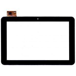 Сенсорное стекло (тачскрин) для планшета DNS AirTab M104g черный [T00114]