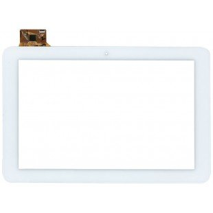 Сенсорное стекло (тачскрин) для планшета DNS AirTab M104g белый [T00116]