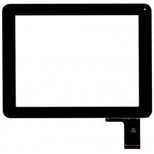 Сенсорное стекло (тачскрин) для планшета Digma iDs D10 черный
