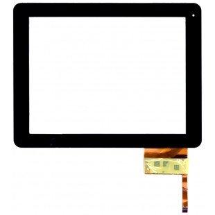Сенсорное стекло (тачскрин) для планшета Digma iDs 10 черный