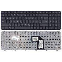 Клавиатура для ноутбука HP Pavilion G6-2000 черная (с рамкой) [10124]