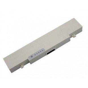 Аккумуляторная батарея для ноутбука Samsung R420, R510, R519, R522, R530, R580, R780, Q320 белая (11.1 В 5200 мАч) [B0074]