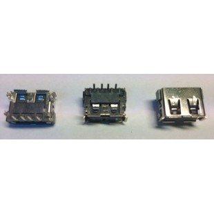 Разъем USB 2.0 для ноутбука Lenovo G450 G550 G555, Acer 5732Z 5734Z 5743Z 5920 [U053-2]