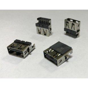 Разъем USB 2.0 для ноутбука HP G4 G6 G7 G42 G62; Lenovo E46; Samsung NP300E5C