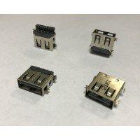 Разъем USB для ноутбука Acer V5-572G, V5-573G; HP Mini 210 [U003]