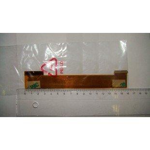 "Переходник LED 40pin слева-направо 16см для 10""-15.6"""