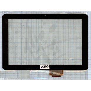 Сенсорное стекло (тачскрин) для планшета Acer Iconia Tab A200 (41.1101303.206)