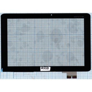 Сенсорное стекло (тачскрин) для планшета Acer Iconia Tab A510 A511 A700 A701