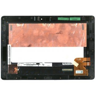 Сборка (Матрица + тачскрин Asus Transformer TF300) ревизия 5158N FPC-1 с рамкой