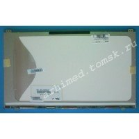 "*Б/У* Матрица 15.6"" LTN156AT19 001 (LED, 1366x768, 40pin слева снизу) [BUR0054-1], с разбора"