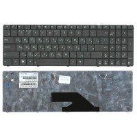Клавиатура для ноутбука ASUS K75 K75DE K75VJ K75VM (RU) черная [10127]