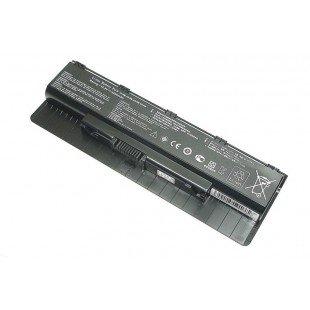 Аккумуляторная батарея A32-N56 для ноутбука Asus N46 N56 N76 черная (10.8-11.1 В 5200 мАч)