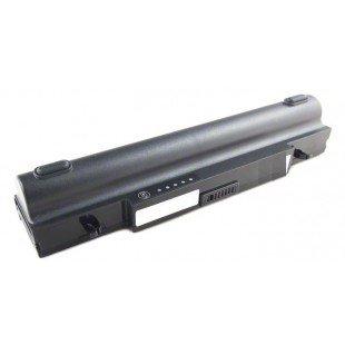 Аккумуляторная батарея повышенной ёмкости для ноутбука Samsung R420, R510, R519, R522, R530, R580, R780, Q320 черная (11.1 В 6600/7800 мАч)